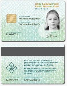 Public Services Card (PSC)