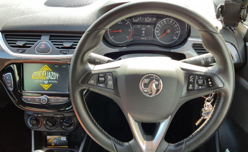 Auto szkoleniowe - Nauka Jazdy